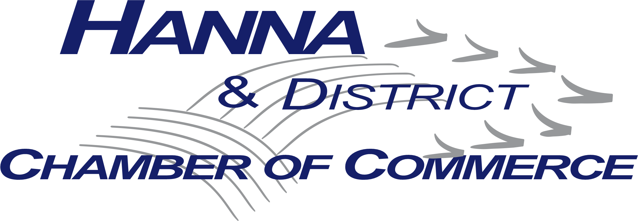 Hanna Chamber of Commerce Logo