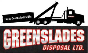 Greenslades Disposal logo