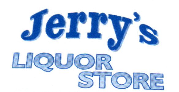 Jerry's Liquor Store Logo
