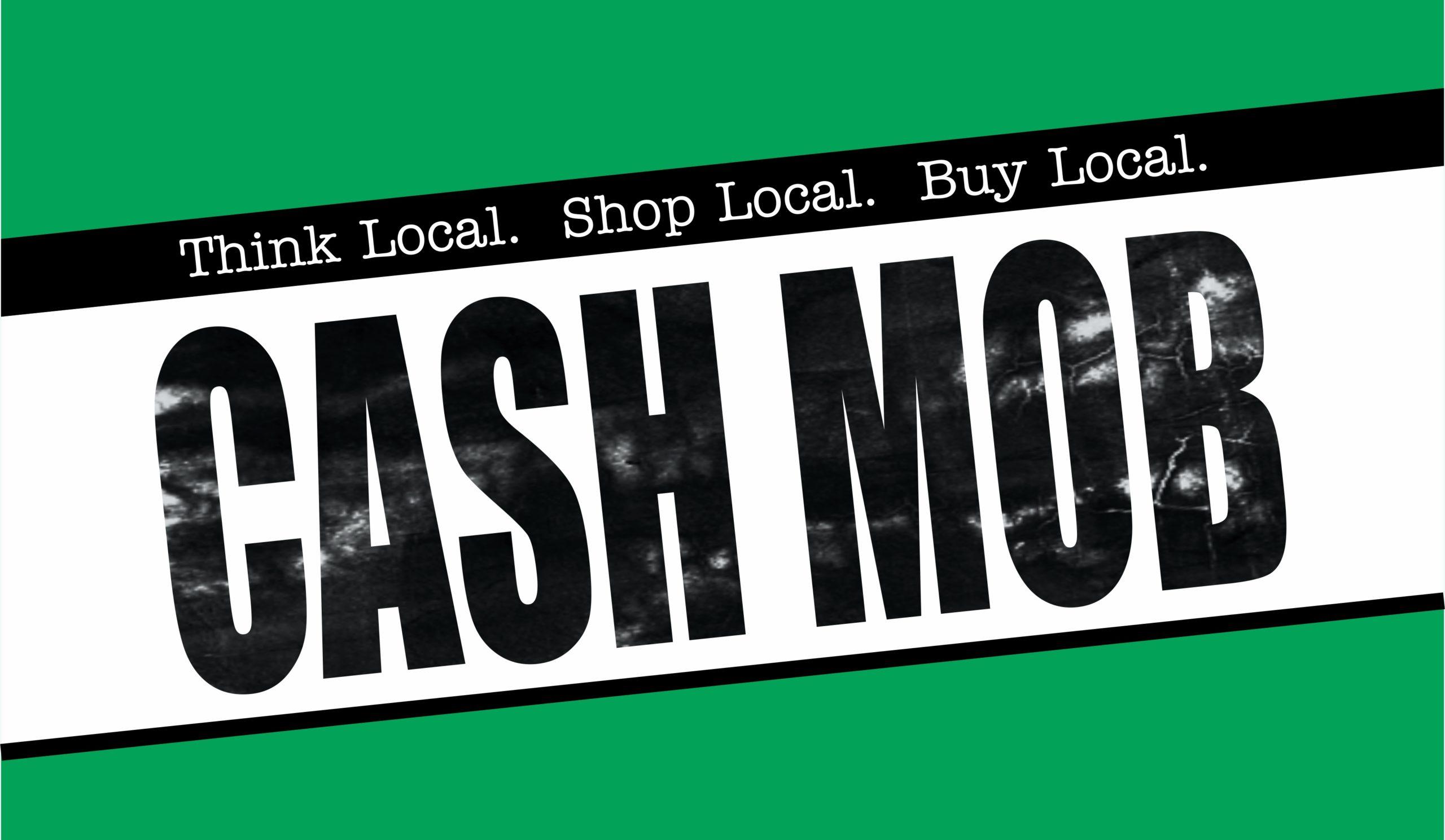 Cash Mob Logo