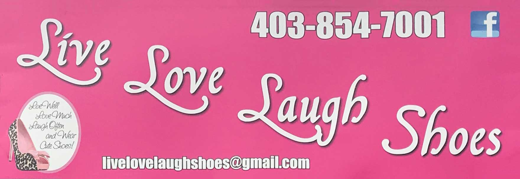 Live Love Laugh Shoes